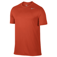 Nike Legend 2.0 Short Sleeve T-Shirt - Men's - Orange / Orange