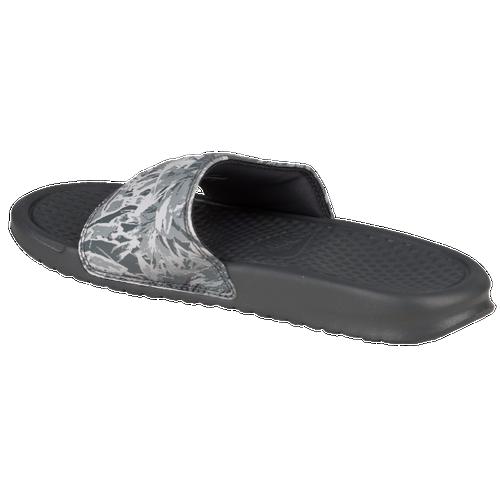 f889af549adf Nike Benassi JDI Slide - Women s - Casual - Shoes - Black Rose Gold