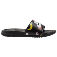 Nike Benassi JDI Slide - Women's - Black
