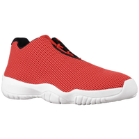 Excellent Quality Basketball Shoes Mens Jordan AJ Future Low Black/University Red/White