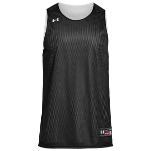 Under Armour Team Triple Double Jersey - Men's - Black/White
