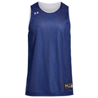 Under Armour Team Triple Reversible Double Jersey - Boys' Grade School - Blue / White