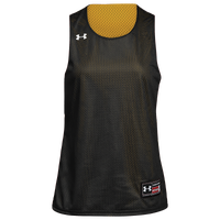 Under Armour Team Triple Double Reversible Jersey - Women's - Black / Gold