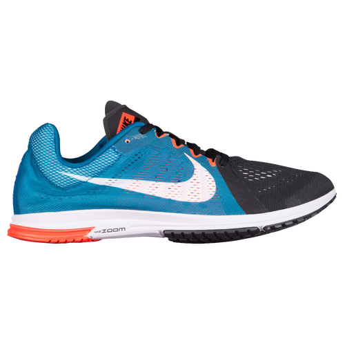 Nike Zoom Streak LT 3 - Men's Track & Field - Green Abyss/White/Black/Total Crimson 19038301