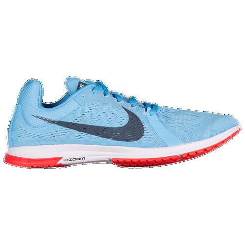 Nike Zoom Streak LT 3 - Men s - Track   Field - Shoes - Football Blue Blue  Fox Bright Crimson 6d9b90113