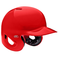 Rawlings S90PA Performance Rated Batting Helmet - Men's - Red / Red
