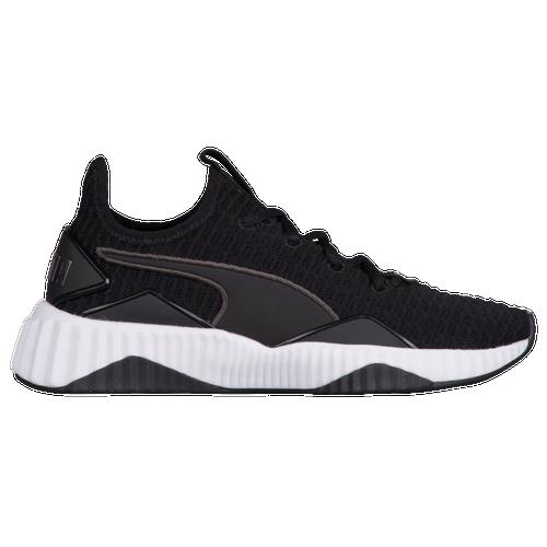 PUMA Defy - Women s - Casual - Shoes - Black White cade70e12