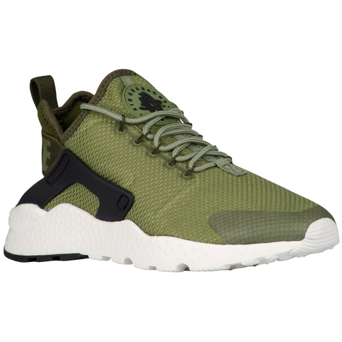 57b924b6b21aa Nike Air Huarache Run Ultra - Women s - Running - Shoes - Palm Green Legion  Green Black Sail
