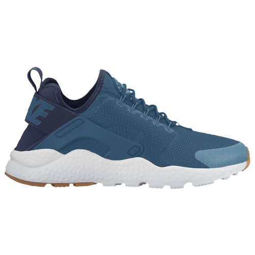Nike Air Huarache Run Ultra - Women's - Casual - Shoes - Industrial  Blue/Midnight Navy/White/Gum/Yellow