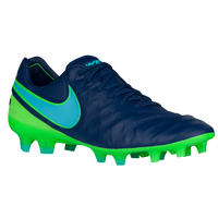 Nike Tiempo Legend VI FG - Men s - Navy   Light Green edccfeed8815f