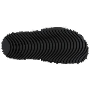 0f8227449095 Nike Kawa Adjust Slide - Boys  Grade School - Nike - Casual - Wolf Grey  Obsidian