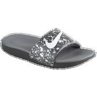 98ca27ed6e32 Nike Kawa Slide - Boys  Grade School - Casual - Shoes - Obsidian ...
