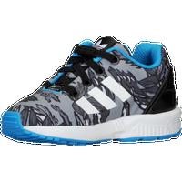 adidas Originals ZX Flux - Boys  Toddler - Casual - Shoes - White ... 70a5d5157