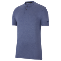 Nike Dry Vapor Heather Blade Golf Polo - Men's - Blue