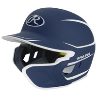 Rawlings Mach EXT 2 Tone Junior Batting Helmet - Grade School - Navy