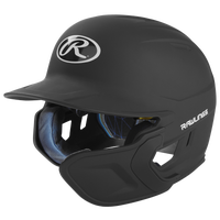 Rawlings Mach EXT Senior Batting Helmet - Men's - Black