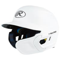 Rawlings Mach EXT Senior Batting Helmet - Men's - White