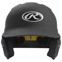 Rawlings Mach Senior  Batting Helmet - Men's - Black