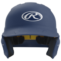 Rawlings Mach Senior  Batting Helmet - Men's - Navy