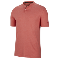Nike Dry Vapor Heather Blade Golf Polo - Men's - Red