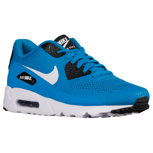 Nike Air Max 90 Ultra - Men's - Casual - Shoes - Heritage Cyan/Black/White/ White