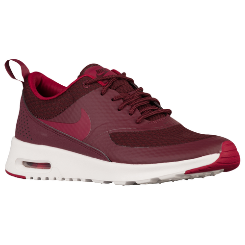d2ea6304f3 Nike Air Max Thea - Women's - Casual - Shoes - Night Maroon/Noble Red/White