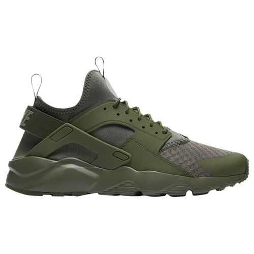 buy popular 3e2b3 63825 Nike Air Huarache Run Ultra - Mens. Olive Green ...