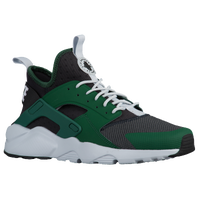 Men Nike Air Huarache Green/Black
