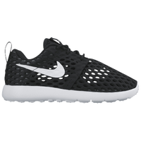 Nike Roshe Run White And Black