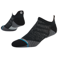 Stance Uncommon Run Tab - Men's - Black / Grey