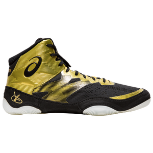 ASICS® JB Elite IV - Men's - Gold/Black