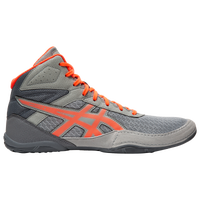ASICS® Matflex 6 - Men's - Grey / Orange