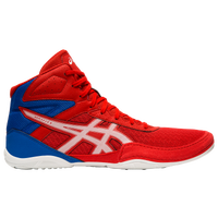 ASICS® Matflex 6 - Men's - Red / White