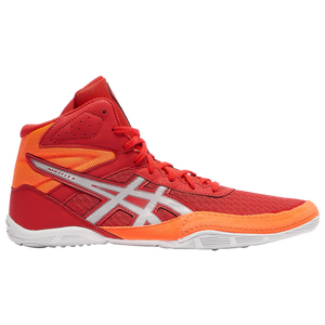 ASICS® Matflex 6 - Men's - Classic Red/Flash Coral