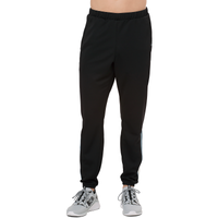 ASICS® Cuff Track Pants - Men's - All Black / Black