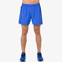"ASICS® 5"" Shorts - Men's - Blue"
