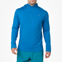 ASICS® Thermopolis Long Sleeve Hoodie - Men's - Light Blue