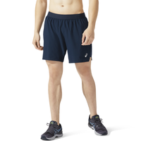 "ASICS® Road 7"" 2N1 Running Shorts - Men's"