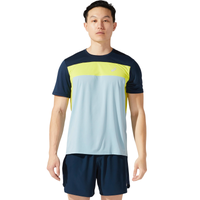 ASICS® Race Running Top - Men's - Blue