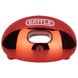 Battle Sports Oxygen Mouthguard - Adult - Red