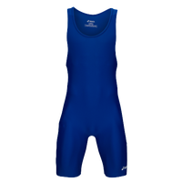 ASICS® Solid Modified Singlet - Men's - Blue / Blue
