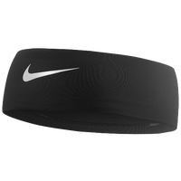 Nike Fury Headband 2.0 - Girls' Grade School - Black / White