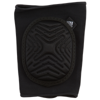 adidas Wrestling Youth Knee Pad - Men's - All Black / Black