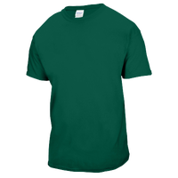 Gildan Team Ultra Cotton 6oz. T-Shirt - Men's - Dark Green / Dark Green
