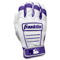 Franklin CFX Pro Batting Gloves - Men's - White