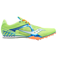 Saucony Velocity 5 - Men's - Light Green / Navy
