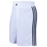 adidas Grappling Shorts - Men's - White / Black