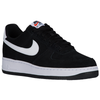 nike air force 1 low black and withe