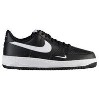 air force 1 black swoosh