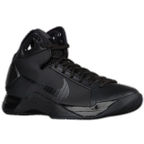 Nike Hyperdunk '08 - Men's - All Black / Black